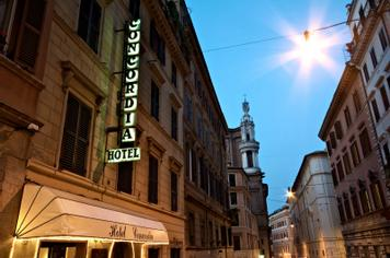 Hotel Concordia | Rome | Hotel Concordia, Rome - Photo Gallery - 3