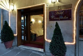 Hotel Concordia | Rome | Hotel Concordia, Rome - Photo Gallery - 2