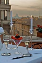 Hotel Concordia | Rome | Soak up the atmosphere