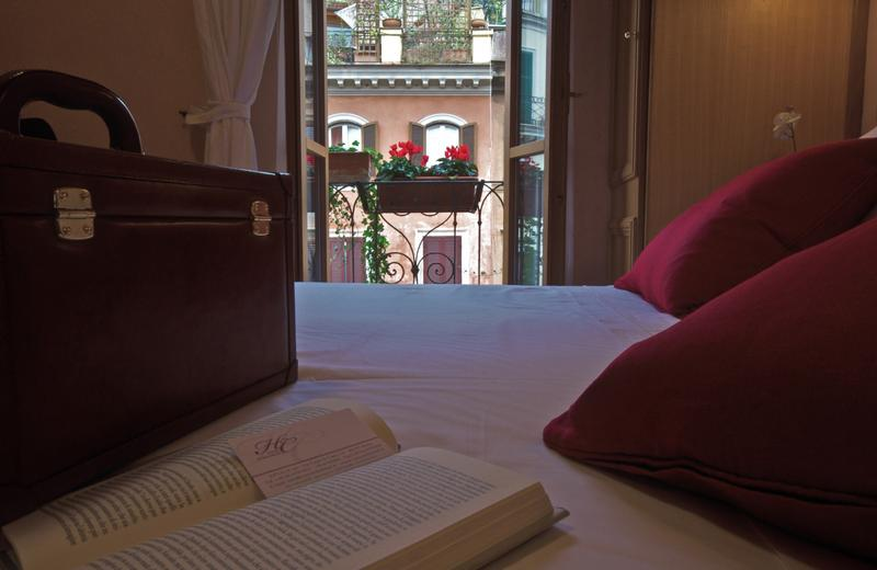 Hotel Concordia | Rome | Discover our elegant Rooms